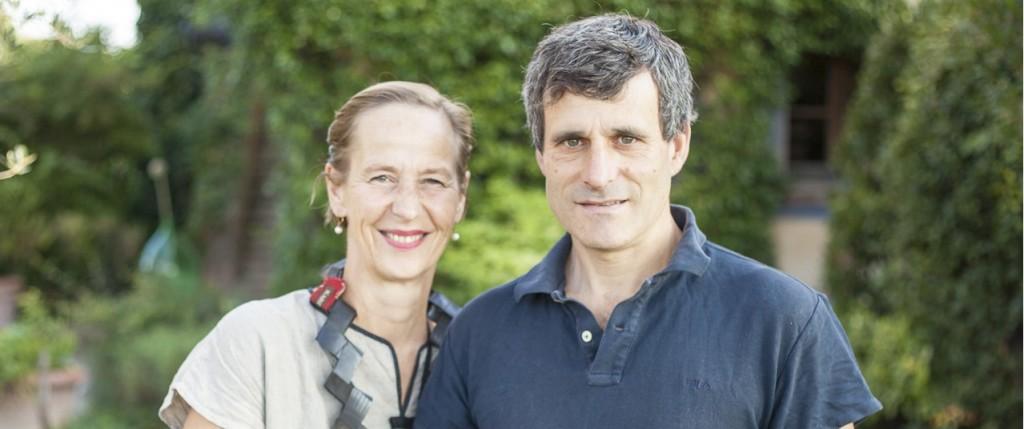 Antonio and Karin Fattoria San Martino Montepulciano
